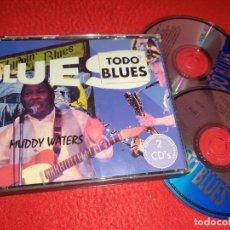 CDs de Música: TODO BLUES 2CD 1995 ALFADELTA ESPAÑA SPAIN RECOPILATORIO 30 CANCIONES BB KING+LAURA LEE+HOOKER+++. Lote 222918732