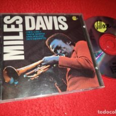 CDs de Música: THE MILES DAVIS QUINTET GEMINI CD VILLAGE SWITZERLAND SUIZA. Lote 222918917