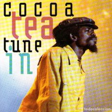 CDs de Música: COCOA TEA - TUNE IN - CD ALBUM - 15 TRACKS - GREENSLEEVES RECORDS - AÑO 1994. Lote 222970676