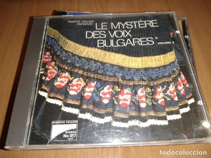 LE MYSTERE DES VOIX BULGARES VOL 3 - CD (Música - CD's World Music)