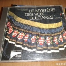 CDs de Música: LE MYSTERE DES VOIX BULGARES VOL 3 - CD. Lote 223014331