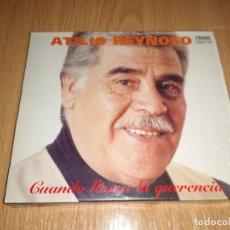 CDs de Música: ATILIO REYNOSO -CUANDO LLAMA LA QUERENCIA -CD FOLKLORE TRADICIONAL ARGENTINO. Lote 223018357