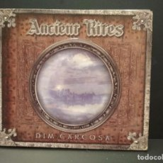 CDs de Música: ANCIENT RITES DIM CARCOSA CD DIGIPACK PEPETO. Lote 223041361