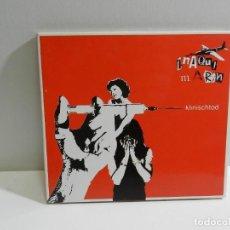 CD di Musica: DISCO CD. IÑAQUI MARIN - KLINISCHTOD. COMPACT DISC.. Lote 223070752