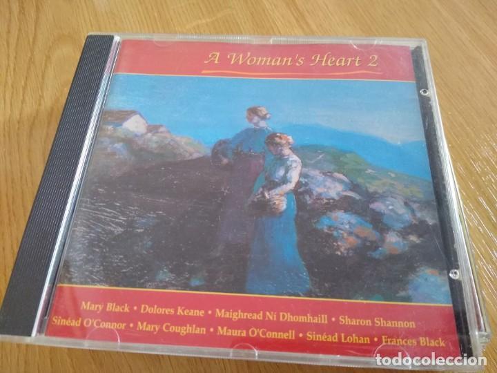 THE WOMANS HEART VOL 2-MUSICA CELTA IRLANDA (Música - CD's World Music)