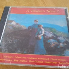 CDs de Música: THE WOMANS HEART VOL 2-MUSICA CELTA IRLANDA. Lote 223097851