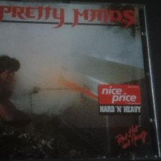 CDs de Música: PRETTY MAIDS. RED HOT AND HEAVY. Lote 223102538