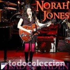 CDs de Música: NORAH JONES – LIVE IN BADEN-BADEN (GERMANY 2007) CD. Lote 269143203
