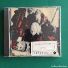 CDs de Musique: THE TEREM QUARTET - CLASSICAL (CD, ALBUM) (REAL WORLD RECORDS) CDRW 49. Lote 223232860