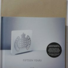 CDs de Música: MINISTRY OF SOUND - FIFTEEN YEARS - CD - 3CD. Lote 223274441