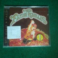 CDs de Música: THE FLYING REBOLLOS - ESTO HUELE A PASTA (PLASTIFICADO). Lote 223275287