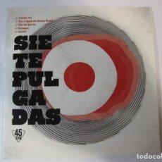 CDs de Música: CD SIETE PULGADAS LOVEMONK. Lote 223300832