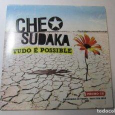 CDs de Música: CD CHE SUDAKA TUDO E POSSIBLE PROMO CD. Lote 223305476