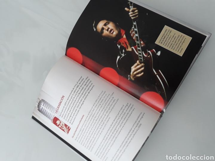 CDs de Música: CD + Libro Elvis Presley nbc tv special - Foto 3 - 223319850