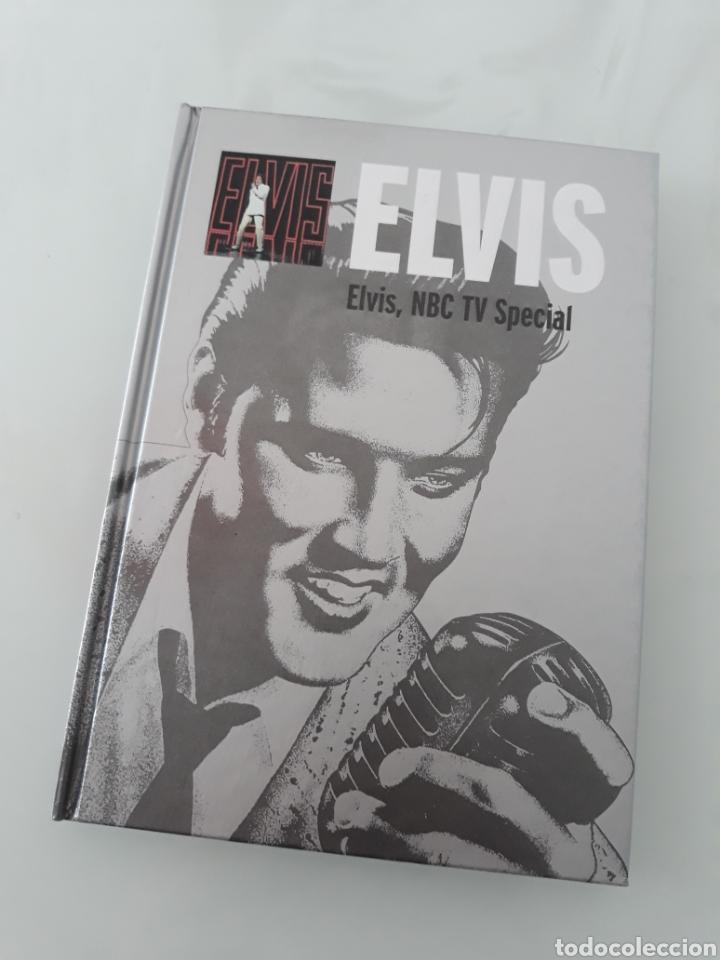 CD + LIBRO ELVIS PRESLEY NBC TV SPECIAL (Música - CD's Rock)