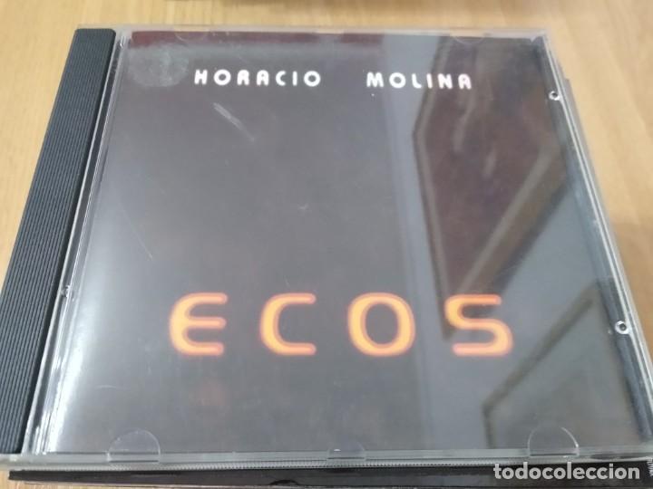 HORACIO MOLINA -CD ECOS TANGO CANCIÓN ARGENTINO (Música - CD's World Music)