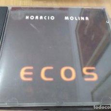 CDs de Música: HORACIO MOLINA -CD ECOS TANGO CANCIÓN ARGENTINO. Lote 223357206