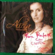 CDs de Música: ALICIA FERNANDEZ - NTRA SRA DE LA ESPERANZA / SEDELLA / CD DE 2006 CON DEDICATORIA DE LA ARTISTA. Lote 223437357