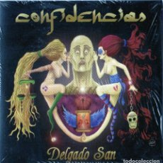CDs de Música: DELGADO SAN - CONFIDENCIAS. Lote 223466141