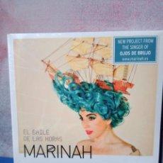 CDs de Música: MARINAH-EL BAILE DE LAS HORAS -CANTANTE DE OJOS DE BRUJO .PRECINTADO CD. Lote 223469248