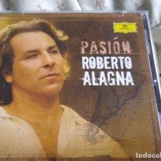 CDs de Música: ROBERTO ALAGNA -CD PASION - TENOR INVITADA LILA DOWN. Lote 223470708