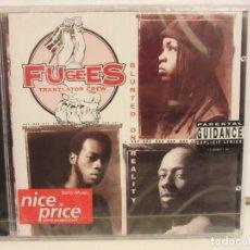 CDs de Música: FUGEES (TRANZLATOR CREW) - BLUNTED ON REALITY - CD - 1994 - EUROPA - NUEVO. Lote 223474341