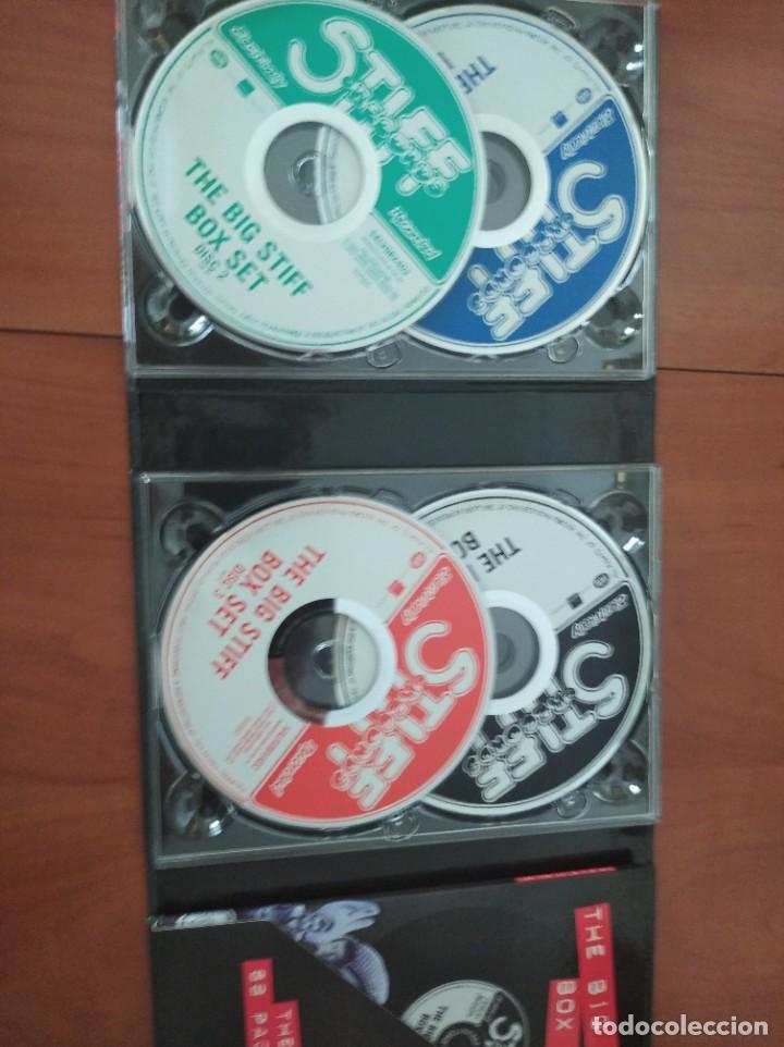 CDs de Música: The Big Stiff Box Set - stiff records - 4 cds y libro - Foto 4 - 223484163