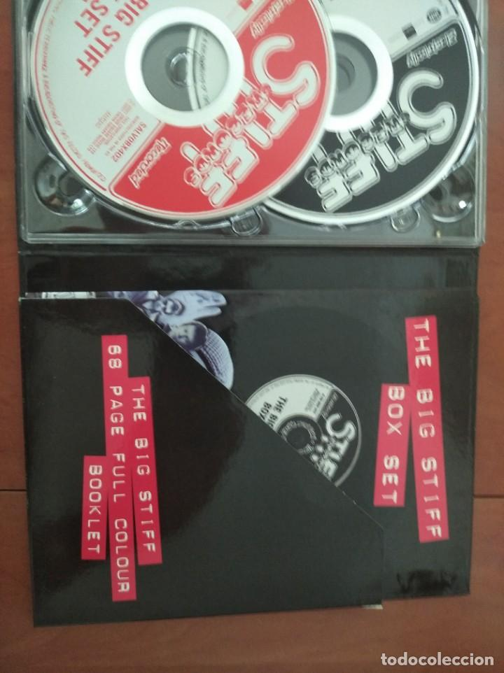 CDs de Música: The Big Stiff Box Set - stiff records - 4 cds y libro - Foto 5 - 223484163