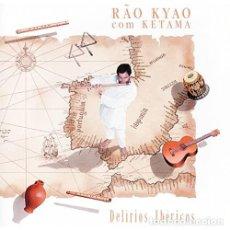 CDs de Música: RAO KYAO. DELIRIOS INÉRICOS.. Lote 223563255