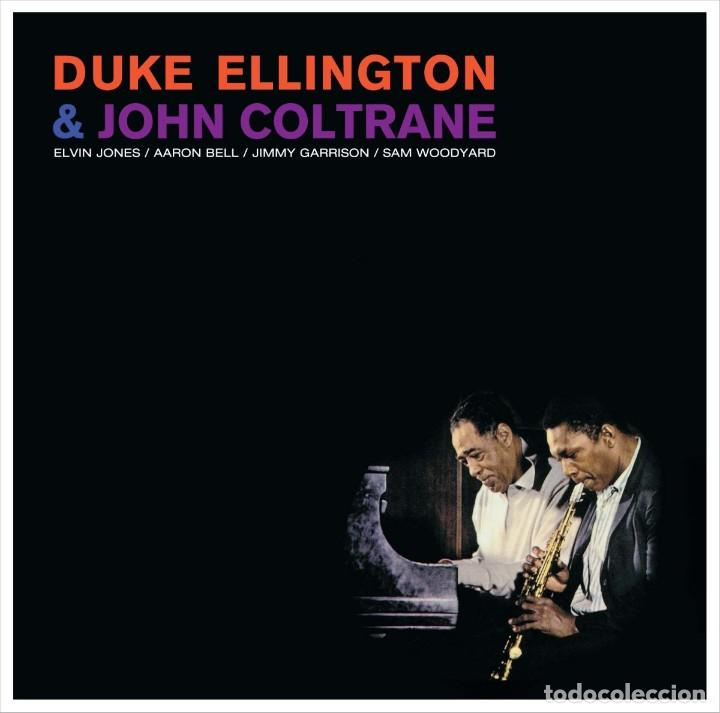 DUKE ELLINGTON & JOHN COLTRANE (Música - CD's Jazz, Blues, Soul y Gospel)
