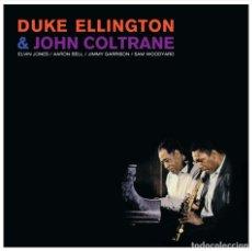 CDs de Música: DUKE ELLINGTON & JOHN COLTRANE. Lote 223565121