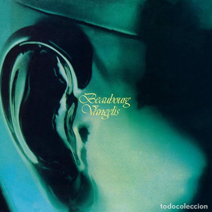 VANGELIS. BEAUBOURG (Música - CD's Jazz, Blues, Soul y Gospel)