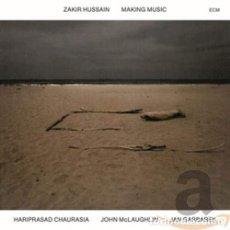 CDs de Música: ZAKIR HUSSAIN. MAKING MUSIC.. Lote 223568881