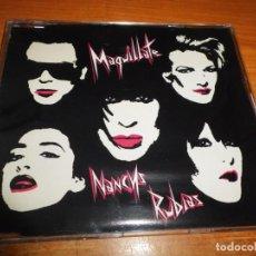 CDs de Música: NANCYS RUBIAS MAQUILLATE CD SINGLE 2005 CONTIENE 3 TEMAS + VIDEOCLIP MARIO VAQUERIZO NACHO CANUT. Lote 223623693
