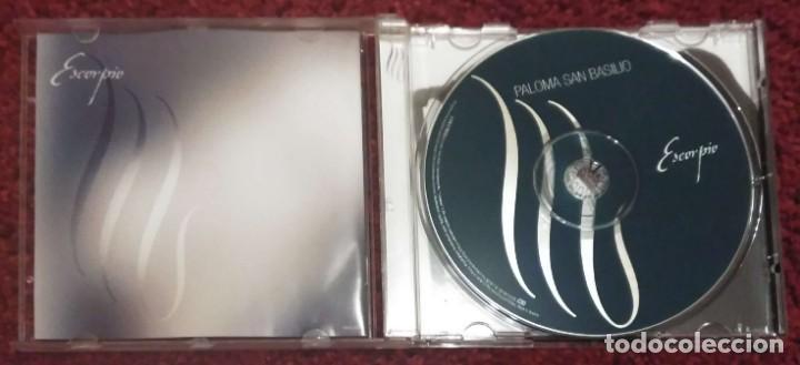 CDs de Música: PALOMA SAN BASILIO (ESCORPIO) CD 2001 - Foto 3 - 263182005