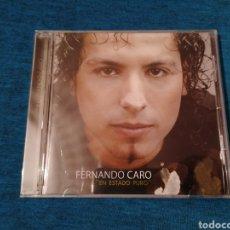 CDs de Música: PEDIDO MÍNIMO 5€ CD FERNANDO CARO EN ESTADO PURO. Lote 223638310