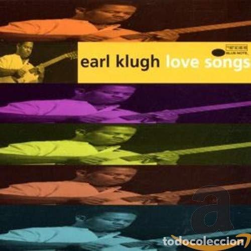 EARL KLUGH. LOVE SONGS (Música - CD's Jazz, Blues, Soul y Gospel)
