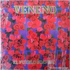 CDs de Música: KIKO VENENO. EL PUEBLO GUAPEAO.. Lote 223662411