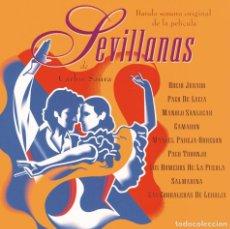 CDs de Música: SEVILLANAS DE CARLOS SAURA.. Lote 223662521