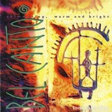 CDs de Música: BEL CANTO. SHIMMERING.. Lote 223663303