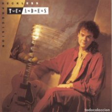 CDs de Música: TUCK ANDRESS. RECKLESS PRECISION.. Lote 223665285