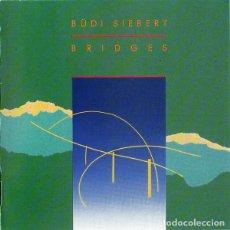 CDs de Música: BUDI SIEBERT. BRIDGES.. Lote 223665797