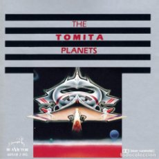 CDs de Música: HOLST: THE PLANETS. TOMITA. THE TOMITA PLANETS.. Lote 223666161