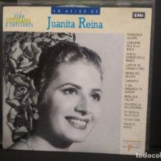 CDs de Música: LO MEJOR DE JUANITA REINA - VIDA COTIDIANA Y CANCIONES EMI Nº 14 CD ALBUM PEPETO. Lote 223737283
