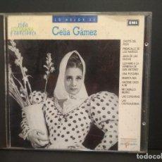CDs de Música: LO MEJOR DE CELIA GAMEZ CD EMI VIDA COTIDIANA Y CANCIONES EMI Nº21 PEPETO. Lote 223739477
