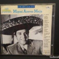 CDs de Música: CD LO MEJOR DE MIGUEL ACEVES MEJIA VIDA COTIDIANA Y CANCIONES BMG Nº6 PEPETO. Lote 223740147