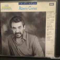 CDs de Música: CD LO MEJOR DE ALBERTO CORTEZ VIDA COTIDIANA Y CANCIONES EMI Nº 35 PEPETO. Lote 223741293