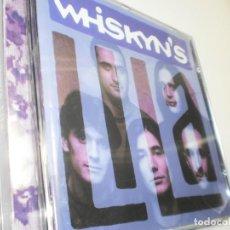 CDs de Música: CD WHISKYN'S. LILA. DICMEDI 1997 SPAIN (EN CATALÀ) 10 TEMES AMB LLIBRET (BON ESTAT). Lote 223741835