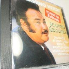 CDs de Música: CD JUANITO SEGARRA. CAMINO VERDE. DIVUCSA 1990 SPAIN 14 TEMAS (BUEN ESTADO). Lote 223744066