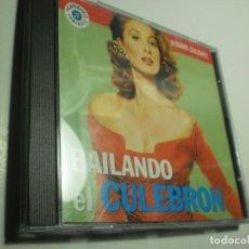 CDs de Música: CD BAILANDO EL CULEBRÓN. VERANO CALIENTE Nº 15 CAMBIO 16 1993 10 TEMAS (BUEN ESTADO). Lote 223745481